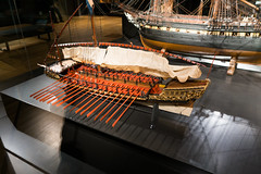 Model of a galley