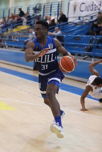 JORNADA 32   Club Melilla Baloncesto - Cáceres P. de la Humanidad