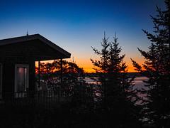 Morning, South Bristol Maine