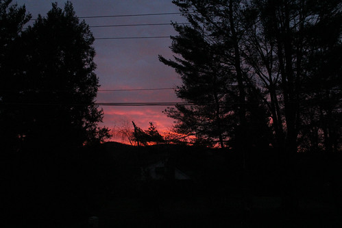 vermont spring nature outdoors sunrise