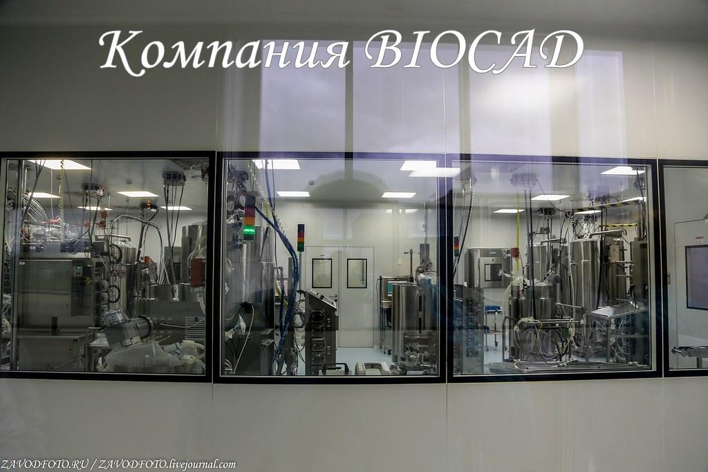 Компания BIOCAD