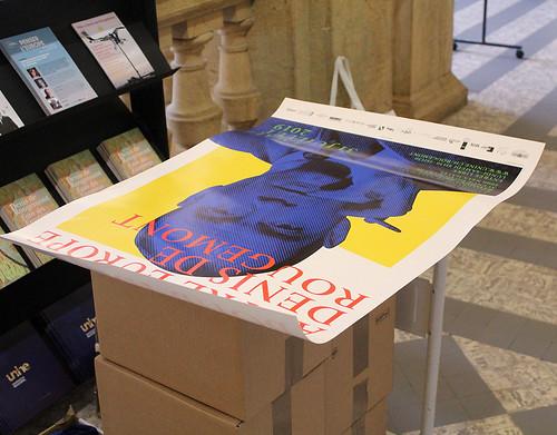 Vernissage de l'exposition Pour une autre Europe: Denis de Rougemont