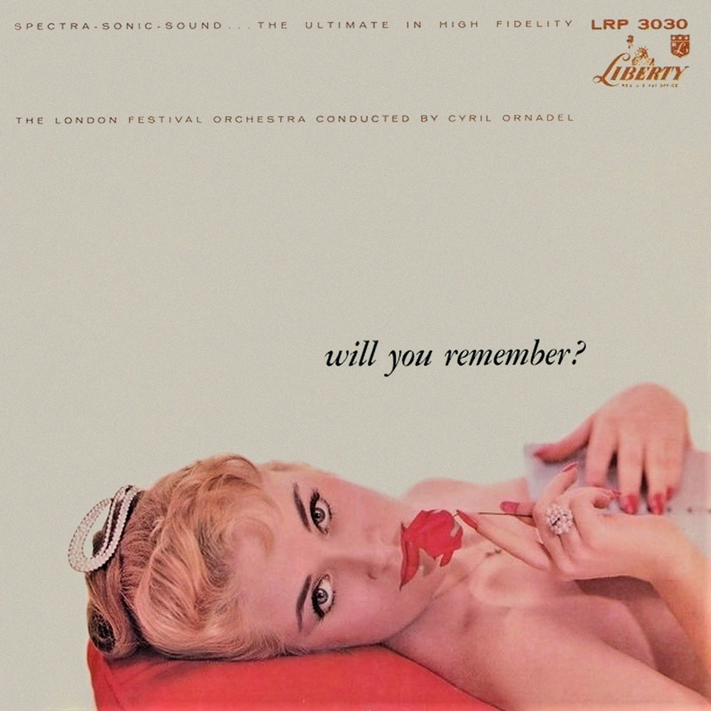 Cyril Ornadel - Will You Remember