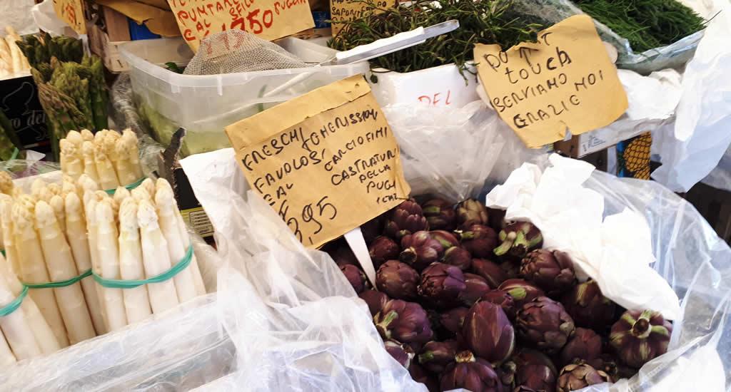 Versmarkt in Verona, Italië | Mooistestedentrips.nl