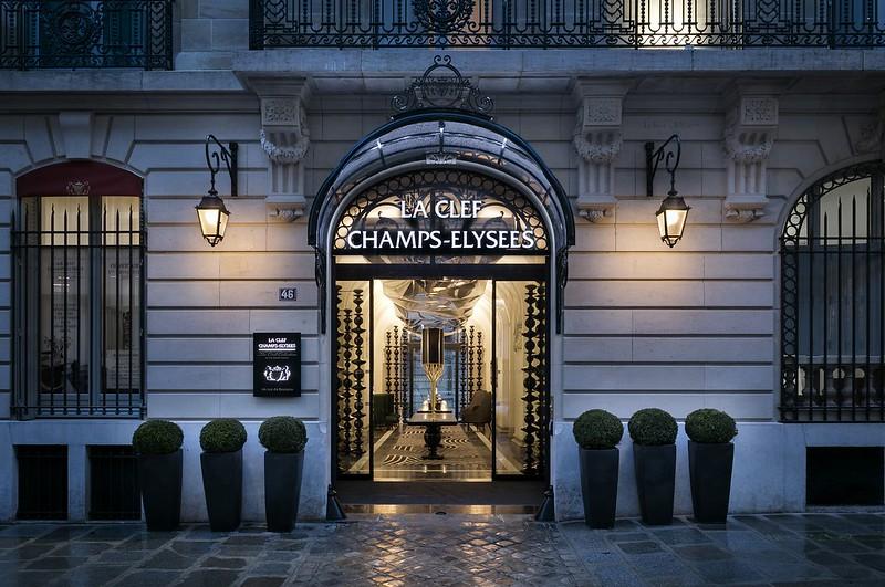 La Clef Champs Elysee Dalam Kelas Tersendiri Di Paris