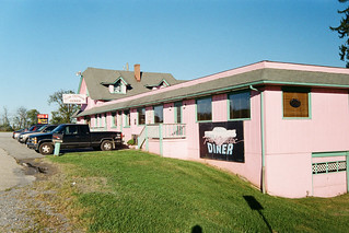 Pink Cadillac Diner | by P F McFarland