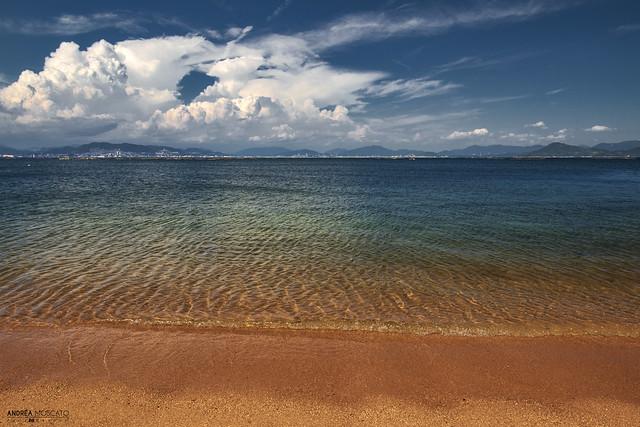 Tsutsumigaura Shizen Koen Beach - Miyajima Island (Japan)