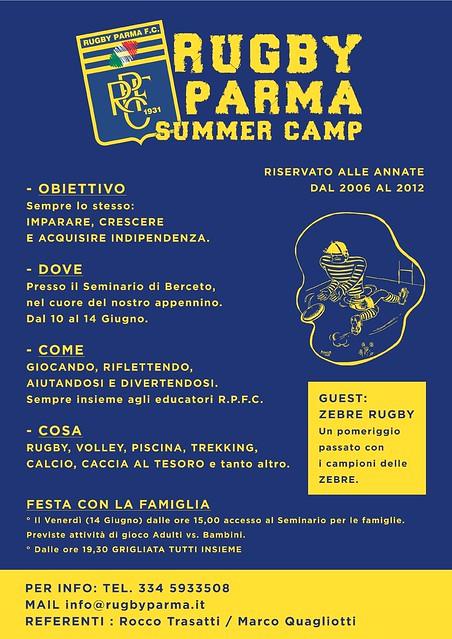 SUMMER CAMP 2019 - info