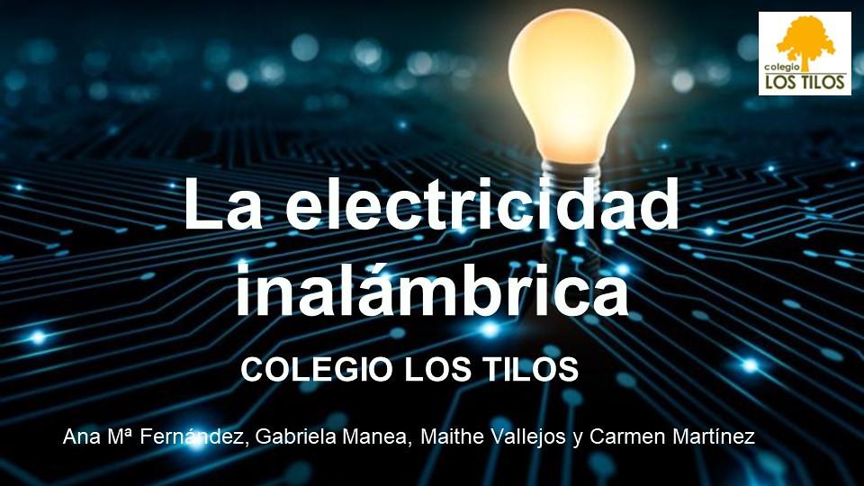 La electricidad inalámbrica