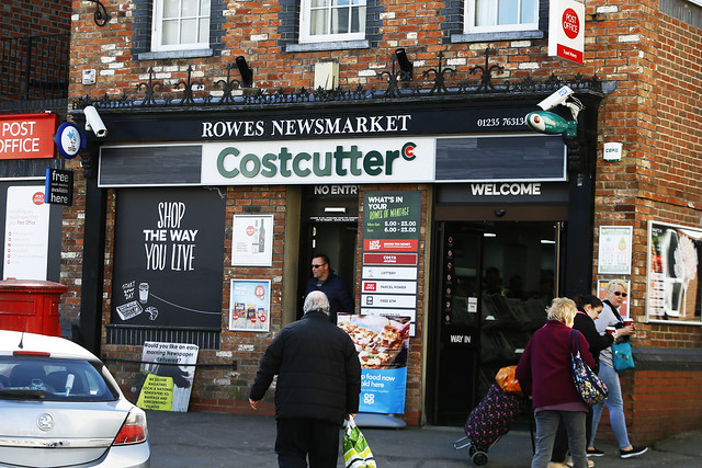 Costcutter Wantage