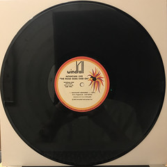 MOUNTAIN:LIVE THE ROAD GOES EVER ON(RECORD SIDE-B)