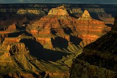 sunset - Grand Canyon National Park - 3-30-13  04