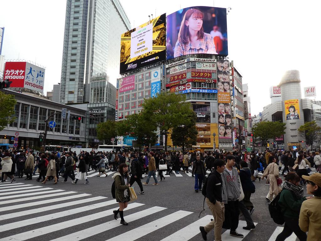 """Shibuya Mark City, """"EAST"""" / Shibuya Excel Hotel Tokyu / Shibuya Station (Keio)"""