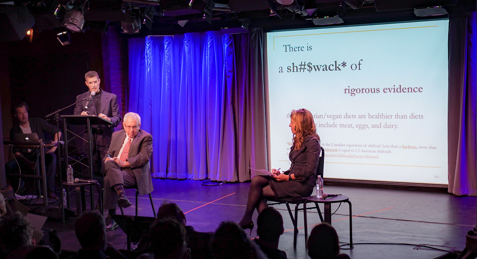 2019.05.13 The Soho Forum Debate, New York City, NY, USA 02508