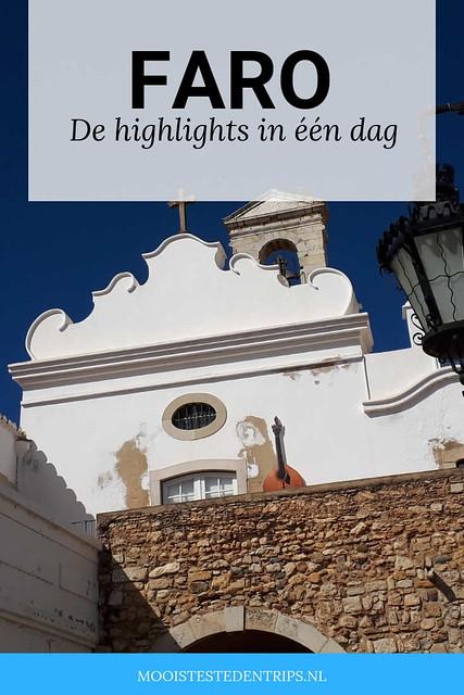 Faro: de highlights van Faro in een dag | Mooistestedentrips.nl