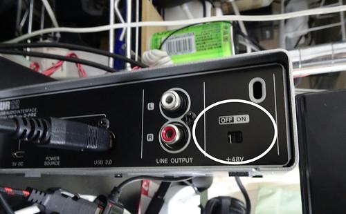 UR12 オーディオインターフェース