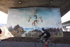 Mural by Curtis Van Charles Sorensen