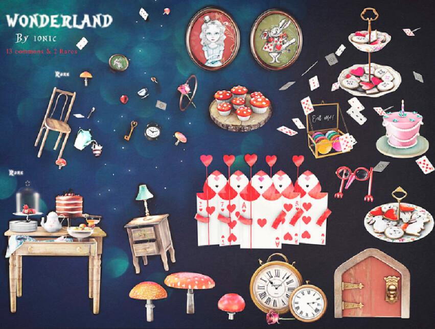 Wonderland by ionic @ EQUAL10 - TeleportHub.com Live!