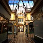 Inside Preston's Miller Arcade
