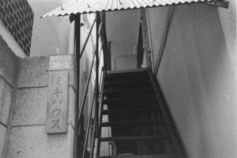 082LeicaM2 Summaron 35mm f35 Kodak 400TX高松二丁目