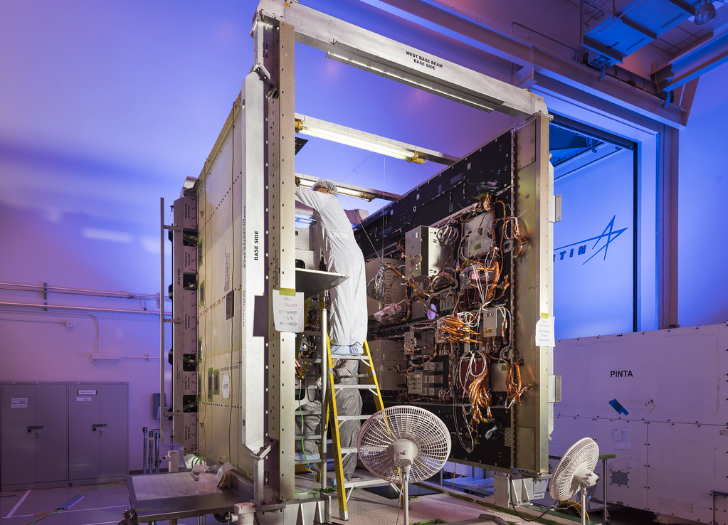 AEHF-5 Spacecraft Integration