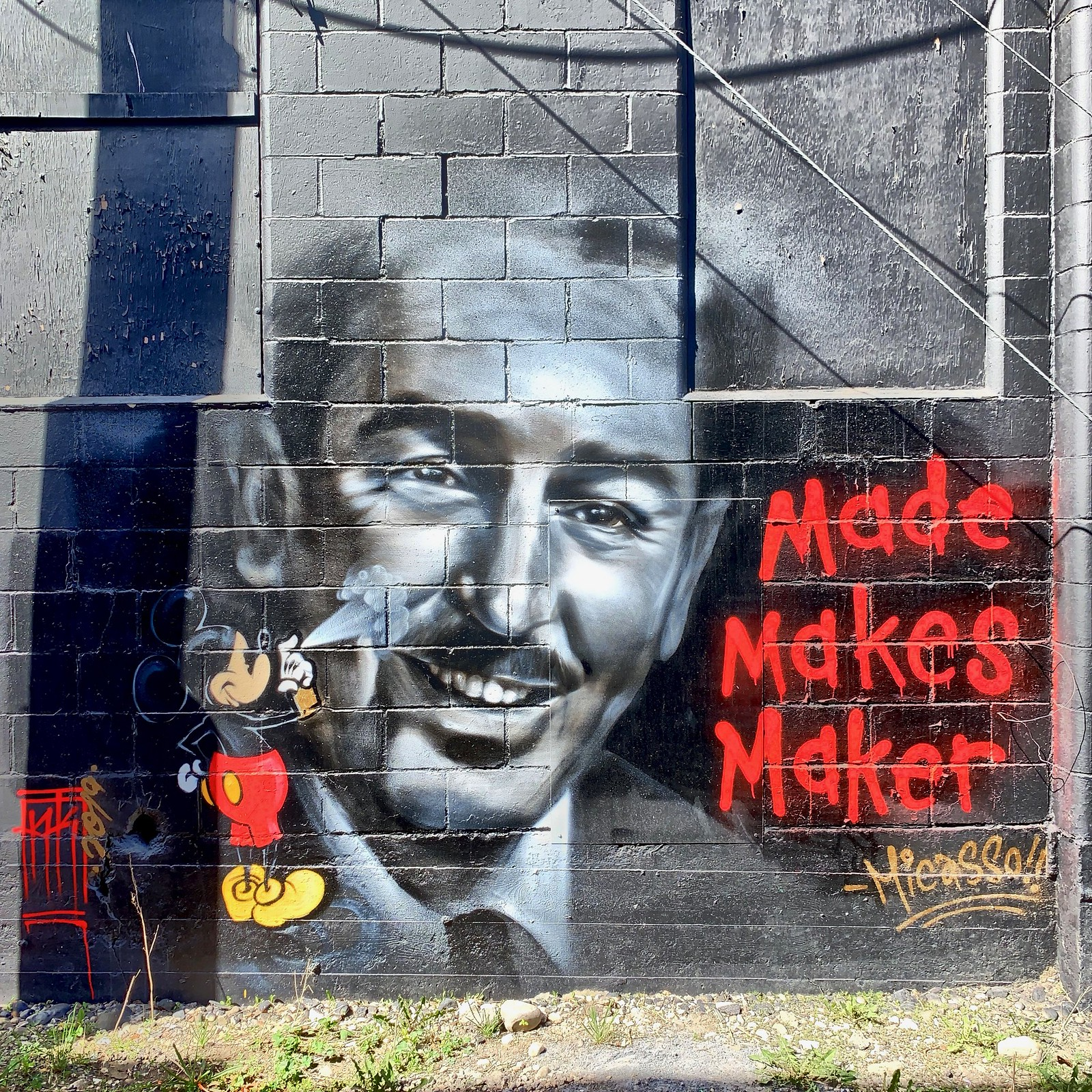 Made Makes Maker by Micasso