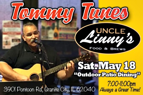 Tommy Tunes 5-18-19