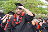 """The University of Hawaii–West Oahu held spring commencement on May 4, 2019 at the Great Lawn. View more photos on the UH West Oahu Flickr site at: <a href=""""https://www.flickr.com/photos/uhwestoahu/albums/72157678118707327"""">www.flickr.com/photos/uhwestoahu/albums/72157678118707327</a>"""