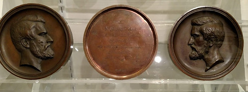Medialia Civil War memorial medals