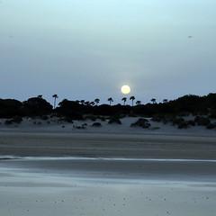 Dawn in Chiclana, Cádiz