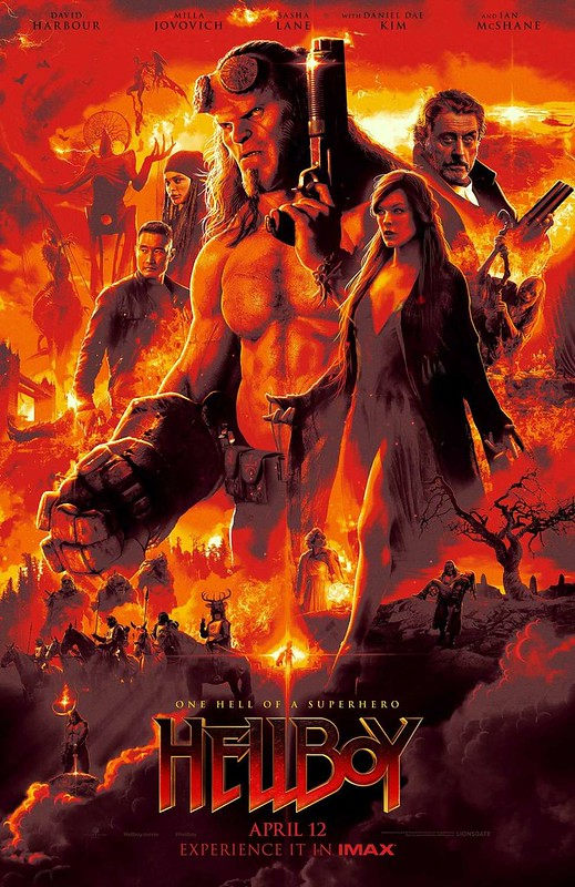 Hellboy - 2019 - Poster 12