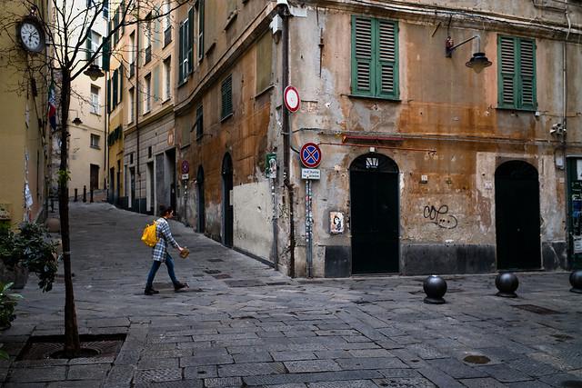 Genoa Streets - Explore