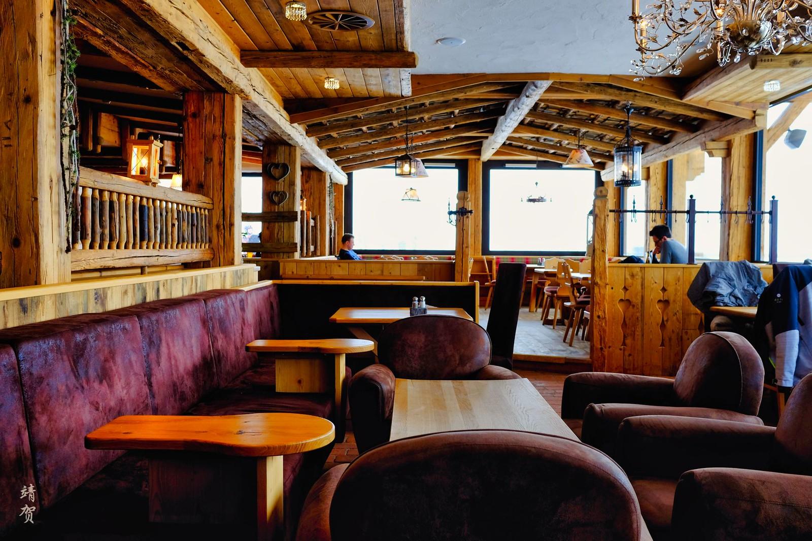 Trübsee self-service restaurant