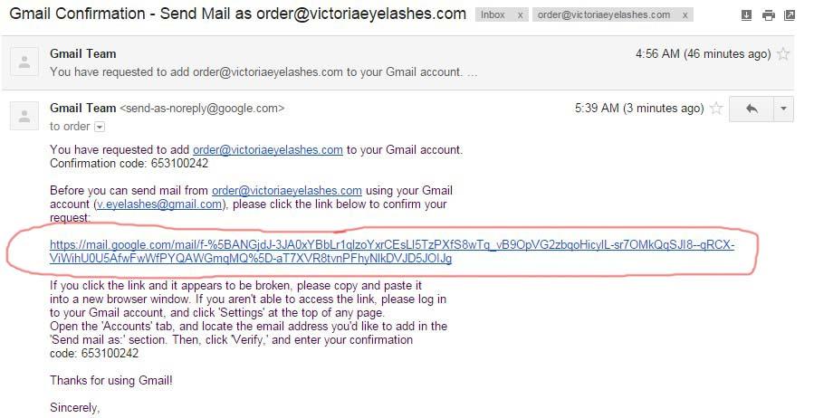 membaca webmail melalui gmail