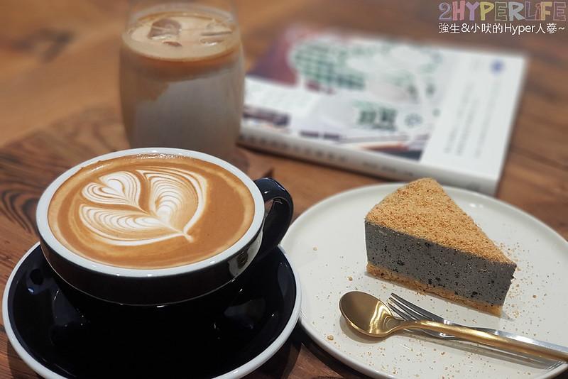 J.W. cafe二店,J.W. x Mr.Pica,JW咖啡 二店,台中下午茶,台中咖啡,台中甜點,台中美食,審計新村 下午茶,審計新村 咖啡 @強生與小吠的Hyper人蔘~