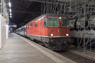 SBB Re 4/4 420 138 Basel SBB