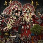 ISKCON Ujjain Deity Darshan 15 May 2019