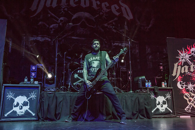 Hatebreed @ The Fillmore, Silver Spring MD, 04/18/2019