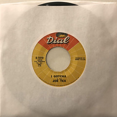 JOE TEX:I GOTCHA(JACKET A)