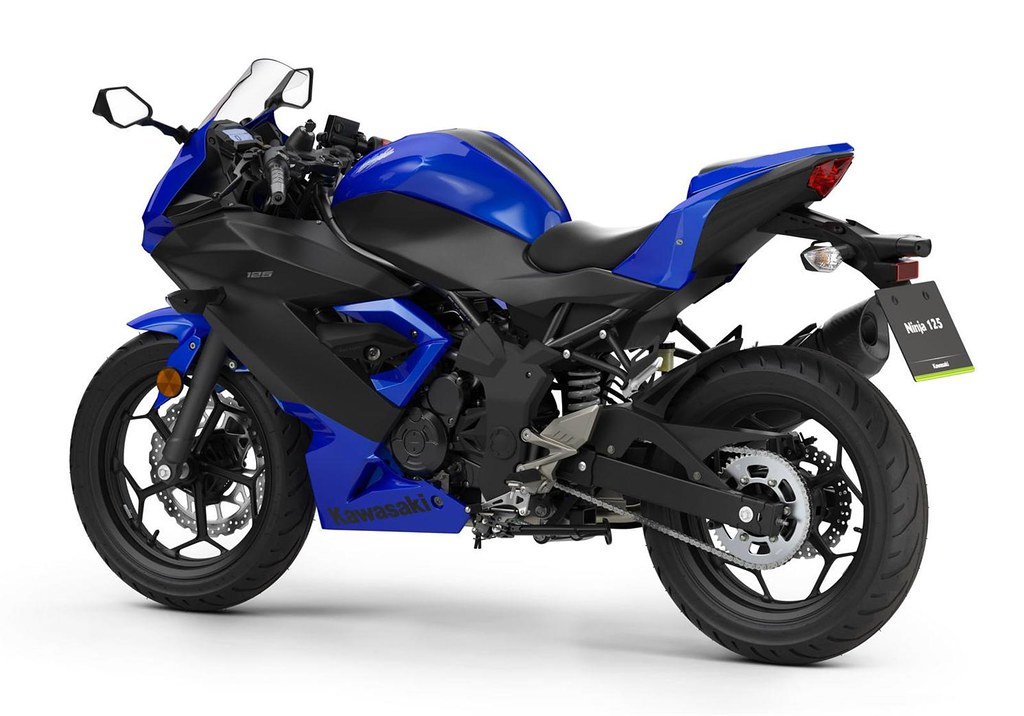 Kawasaki Ninja 125 Performance 2019 - 2
