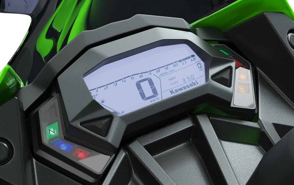 Kawasaki Ninja 125 Performance 2019 - 7
