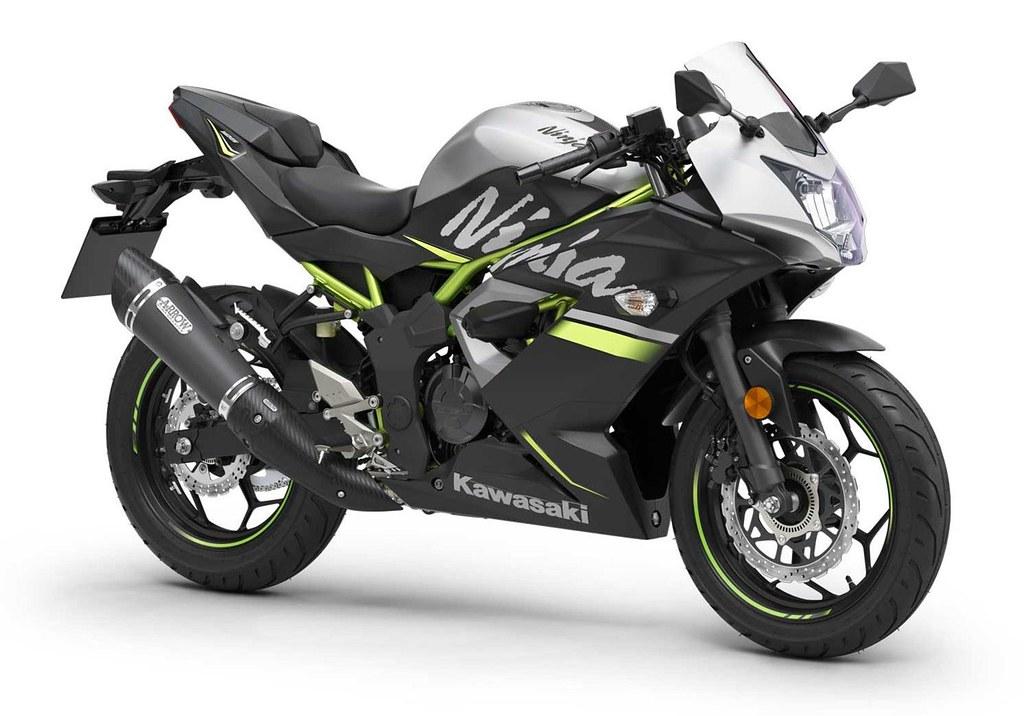 Kawasaki Ninja 125 Performance 2019 - 10