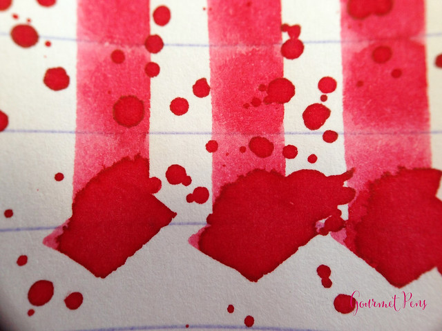 Toucan Crimson Ink Review 7