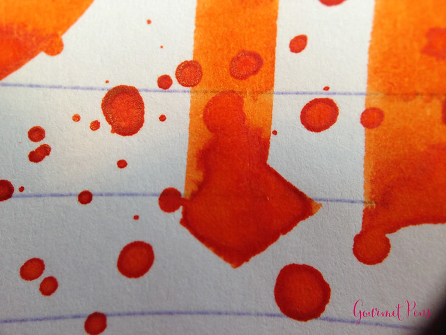 Toucan Orange Ink Review 7
