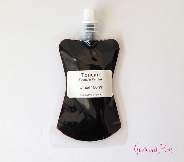 Toucan Umber Ink Review 8