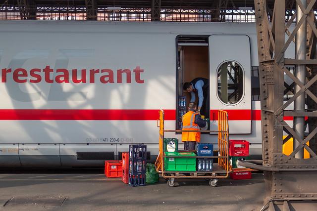 Delivery, Köln