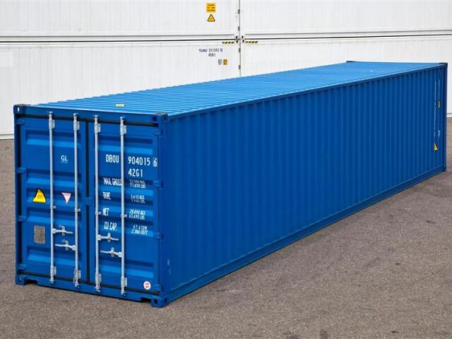 Thuê container kho cũ cần chú trọng việc kiểm tra