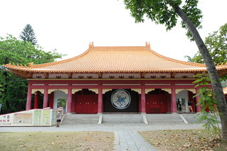 Confucius Temple in Chiayi