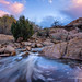 Sunset Swirl by TreeRose Photography