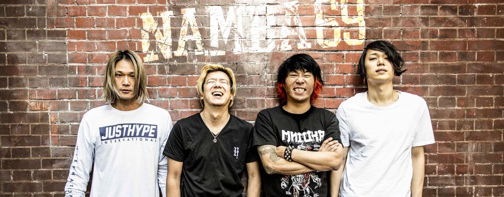 "NAMBA69以動畫結合演奏場景構成的MV""MANIAC Ⅲ""公開"
